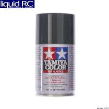 Tamiya USA TAM85082 Spray Lacquer TS-82 Black Rubber