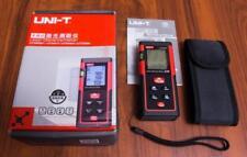 UNI-T UT390B+ 40M Laser Range finder Handheld laser distance meter M/in/ft Area