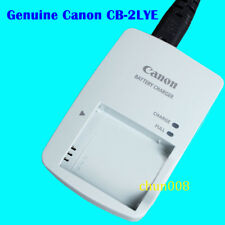 Genuine CANON CB-2LYE Charger  For PowerShot SX600 SX520 SX510 HS S95 NB-6L/6LH