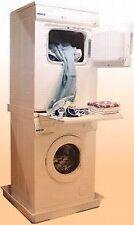 Zwischenbaurahmen Trockner Waschmaschine Waschsäule mit Auszug 60x60 NEU  #03