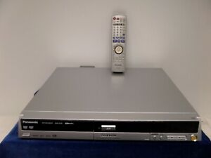 Panasonic DMR-EH50 DVD/HDD Recorder with 80GB HDD SD Card Slot & Remote