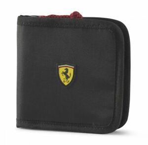 2020 Scuderia Ferrari Puma Wallets Ladies Mens Coin Card ID Holders Merchandise