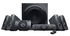 Logitech Z906 5.1 Speaker System - 500 W RMS, DTS, Dolby Digital, 3D Sound
