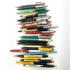 Vintage Advertising Pen Lot