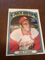 1972 Topps Joe Torre #500 Baseball Card