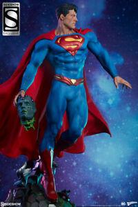 Superman Premium Format  Sideshow Collectibles - EXCLUSIVE