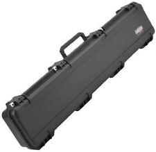 "49"" SKB iSeries Single Rifle Hard Case BLACK Shotgun Hunting Rifle Sword Case-"