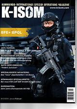 K-ISOM 2/2016 Internat. Special Operations Magazin d. Elite & Spezialeinheiten