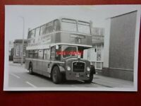 PHOTO  CUMBERLAND BRISTOL FS6G  BUS NO 550 REG 109 DRM