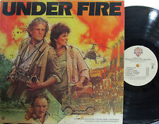 Under Fire (Soundtrack) (Jerry Goldsmith with Pat Metheny) Nick Nolte, Ed Harris
