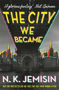 NEW The City We Became By N.K. Jemisin Paperback Free Shipping