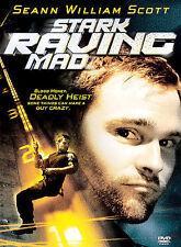 Stark Raving Mad, New DVD, Lou Diamond Phillips, Seann William Scott, David Schn