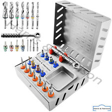 Surgical Drill Kit / Drills / Drivers / Ratchet / Dental Implant Tools implants