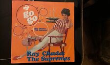 """RAY CHARLES- THE SUPREMES """" THINGS GO BETTER WITH COKE"""" PROMO COCA COLA ITALY'68"""