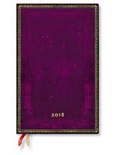 Paperblanks Kalender 2018 Maxi horizontal 1w/2s 3908-2 Cordobarot