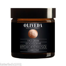 (75€/100ml) Oliveda Gesichtscreme Corrective 60ml - auch bei Pigmentflecken