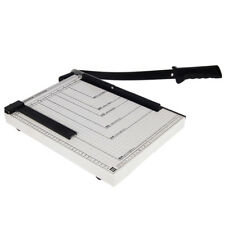 "12 B4 Sheet Capacity 15"" Cutting Length Precise Manual Paper Cutter Craft Tool"
