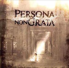 PERSONA NON GRATA - Shade In The Light (CD, very good) Sensory Records