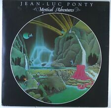 """12"""" LP - Jean-Luc Ponty - Mystical Adventures - G1608 - cleaned"""