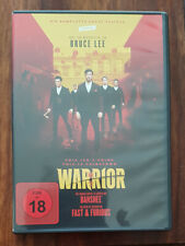 Warrior - Die komplette erste Staffel (3 DVD-Box) Top-Zustand!