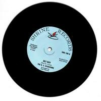 """D.C BLOSSOMS Hey Boy / I Know About Her  NORTHERN SOUL 45  (SHRINE) D.C 7"""" Vinyl"""