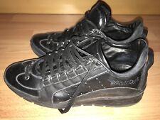 Dsquared2 551 Black Sneaker Size 41
