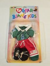 TY GEAR for BEANIE KIDS SOCCER  Authentic TY Product  Shirt Shorts Shoes       P