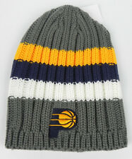 huge discount 72815 52150 INDIANA PACERS NBA VINTAGE ADIDAS UNCUFFED KNIT BEANIE WINTER CAP HAT NEW!