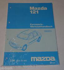 Werkstatthandbuch Mazda 121 Karosserie, Stand 07/1996