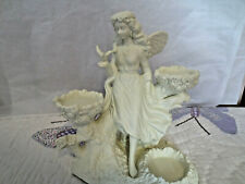 """Partylite """"Ariana'S Garden"""" Candle Holder -Retired Model P7298"""