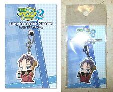 Gakuen Heaven 2 Double Scramble Earphone Jack Charm Masatsugu Takato Spray New