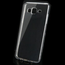 For Samsung Galaxy On5 Phone Case Rubber Gel Cover Transparent Clear Slim Thin