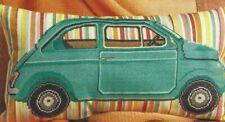 Rétro 60 s 70 s FIAT voiture Cross Stitch Pattern (a6c36)