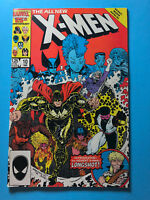 Uncanny X-Men Annual 10 Marvel 1/87 1st app X-Babies team Longshot A2