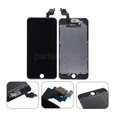 """For iPhone 6 Plus 5.5"""" LCD Screen Touch Digitizer + Frame + Front Camera Black"""