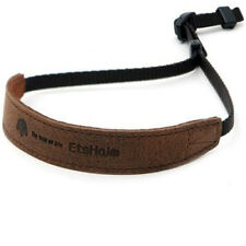 Matin Vintage-MW (Brown) Leather Wrist Strap for Nikon Canon Sony Olympus Pentax