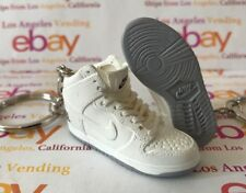 Dunk SB White UNDFTD Keychain WITH LACES Jedi Highlighter Unlucky Taxi Lau