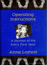 Operating Instructions by Anne Lamott (Hardback, 1994)