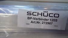 Schüco BP-Verbinder 120S 4er-PACK NEU & OVP
