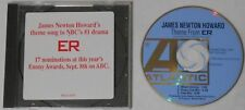 James Newton Howard  Theme From ER x3  - U.S. promo cd  hard-fo-find