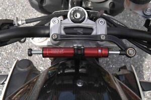 Triumph Speed Triple 2011-2020 Toby Ammortizzatore di sterzo + Kit attacchi