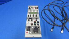 Sony RCP-TX7 Remote Control Panel w/ CCA-7 Remote Cable