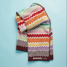 MISSONI HOME Rufus Terry Beach Towel NEW, SEALED, AUTHENTIC Retails $220