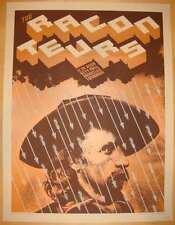 2006 The Raconteurs - Nashville Silkscreen Concert Poster S/N by Rob Jones