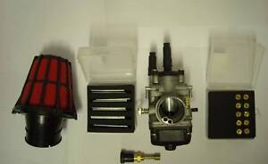 MOPED CARB KIT 19MM PIAGGIO NRG TYPHOON ZIP NEW