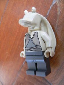 Lego Star Wars Jar Jar Binks Minifig used