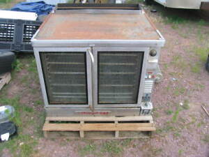 Blodgett EF-111 Commercial Electric Full Size Convection Oven 208-230V