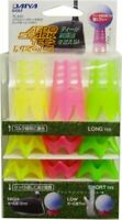 Diamond DAIYA golf tee Aero spark tea Neo LS TE-440 yellow / green / pink