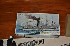 Great Western 1837 Airfix Classic Ships 1/144 scale #1701-300 .BY CRAFT MASTER