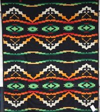 "Pendleton North Trail Blanket  64"" x 80"" Robe Twin Blanket RETIRED"